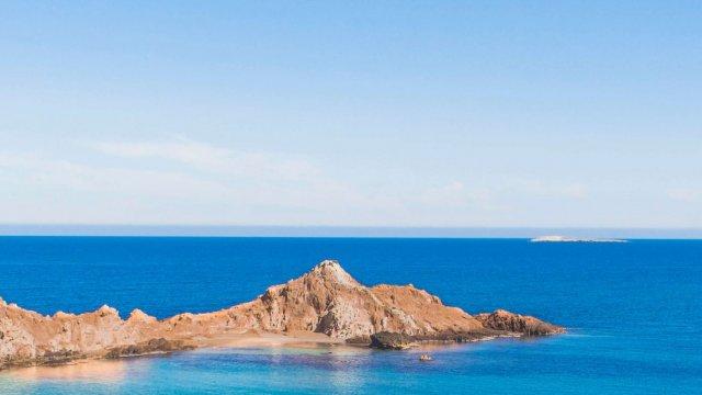 La Reserva Marina del Norte de Menorca