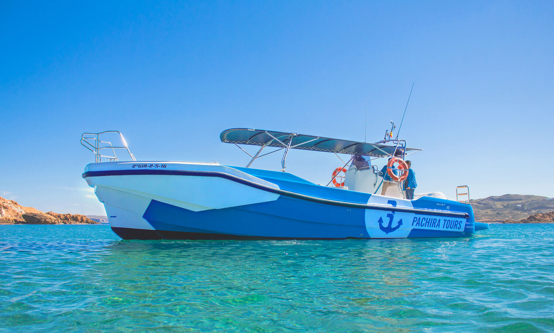 barco pachira tours
