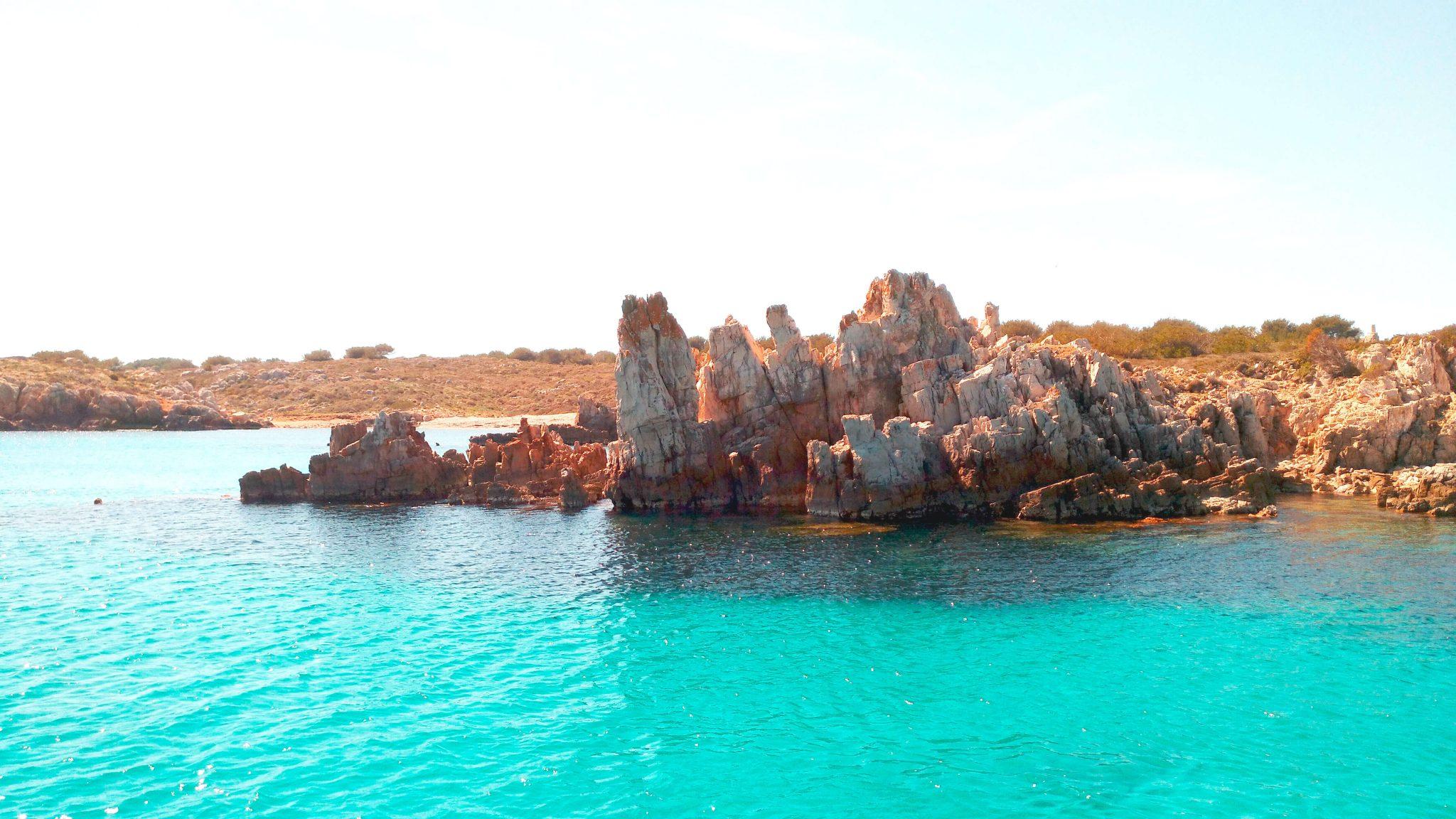 Cala Pudenta Menorca