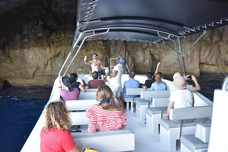 Cuevas Norte Menorca