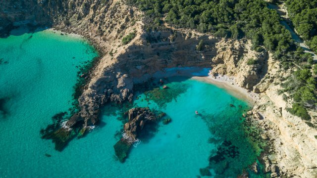 Las mejores playas del norte de Menorca