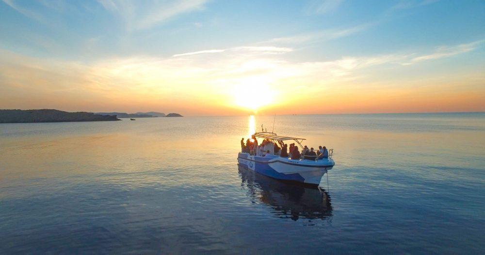 Sunset Norte Menorca