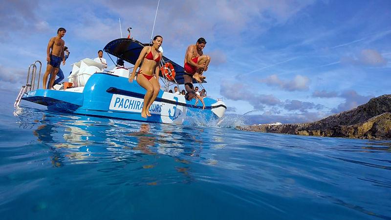 Gana una experiencia en barco por Menorca con Pachira Tours [FINALIZADO]