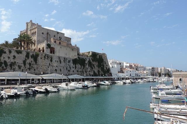 Las mejores zonas de Menorca