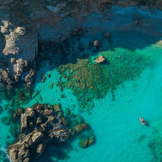 Calas norte Menorca
