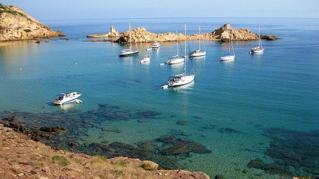 Las mejores calas escondidas del norte de Menorca