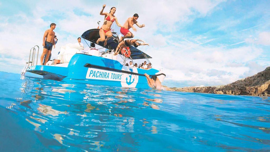 pachira tours Menorca